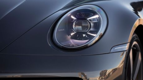 First quarter: Porsche once again achieves profit target in the first quarter
