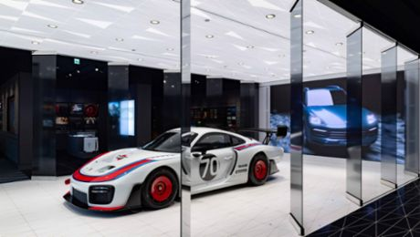 Third in South East Asia: Porsche Studio opens in Taiwan