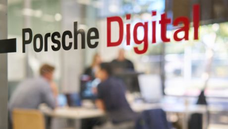 "Team ""Forward 31"" von Porsche Digital startet Company Building"