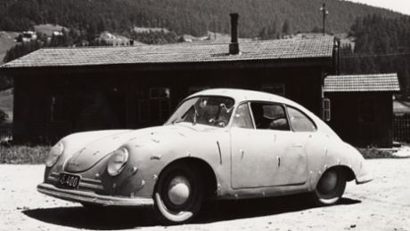 Made in Austria – the history of the Porsche 356