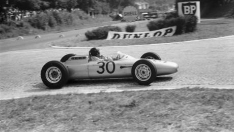 Rouen-les-Essarts: A fearsome and forgotten circuit