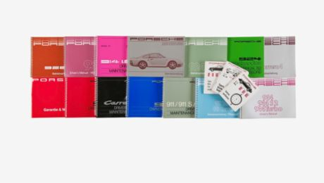 Reprints of original driver's manuals now added