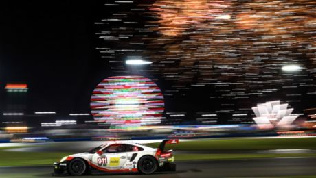 The Porsche 911 RSR success story: Three years full of wins and titles
