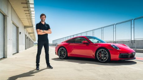 Six reasons why Mark Webber loves the new Porsche 911