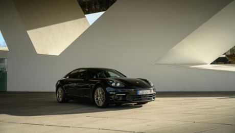 Travel Gold - Porsche Panamera Edition 10 Years
