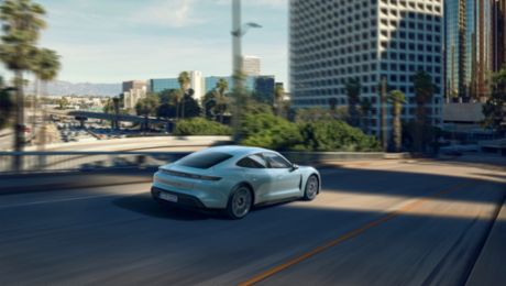 Porsche L.A. Stories about heroes of this vibrant city