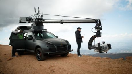 #GetCreativeWithPorsche: filming cars with Jeff Zwart
