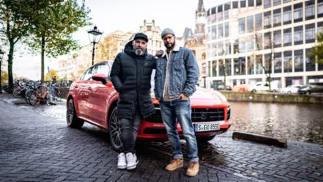 Back 2 Tape auf den Spuren von Hip-Hop in Europa: Amsterdam