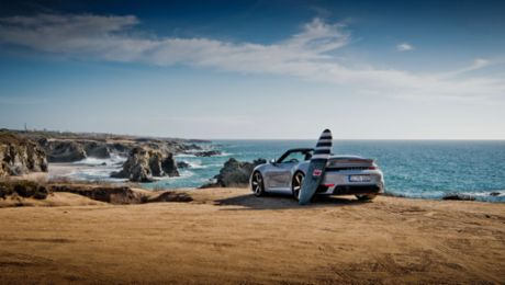 Curves Magazin: Mit dem Porsche 911 Turbo S Cabriolet in Portugal