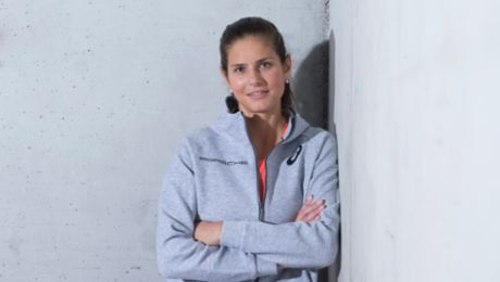A new start for Julia Görges six months after she retired from tennis