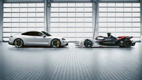 Technological innovations – from pit stop to Porsche Centre