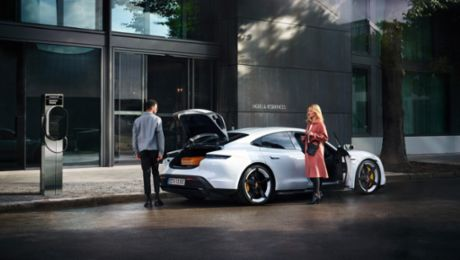 """Porsche Destination Charging"": More than 1,000 charging points in operation"