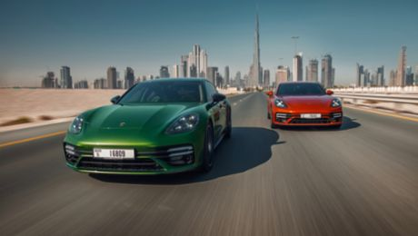 "Middle East's ""Drive Defines Her"" campaign underlines female empowerment at Porsche – and beyond"