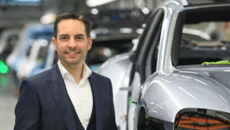 Jens Brücker becomes new head of Porsche main factory