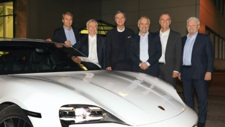 Porsche, MHP and Munich Re establish joint venture