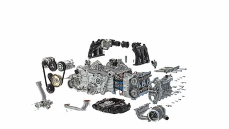 Heart and Soul – the boxer engines of Porsche