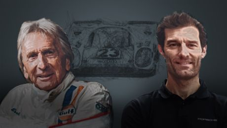 Le Mans memories: Mark Webber talks to Derek Bell