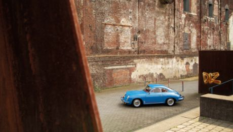 Blue wonder – the story of a forgotten Porsche 356 C