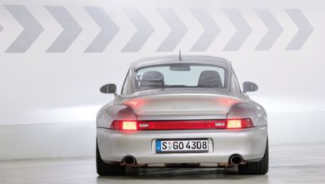 Off air: The turnaround of the 993 generation 911 Turbo