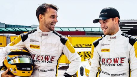 The formula for success at the Porsche works teams
