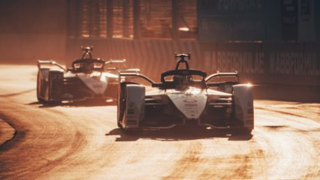 The TAG Heuer Porsche Formula E Team heads to season-opener confident