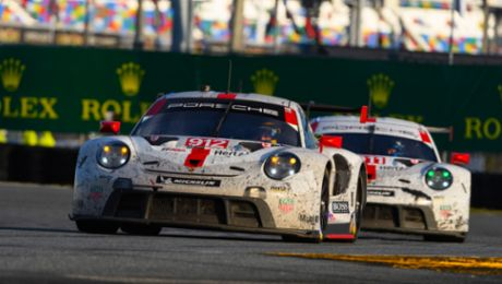 IMSA: Porsche 911 RSR celebrates successful USA premiere