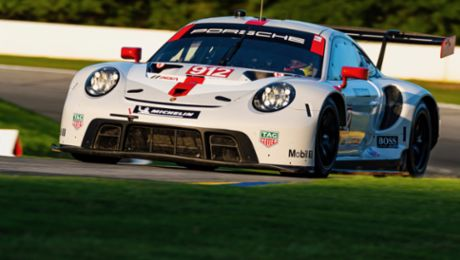 IMSA: Porsche GT Team will not compete in the IMSA race in Mid-Ohio