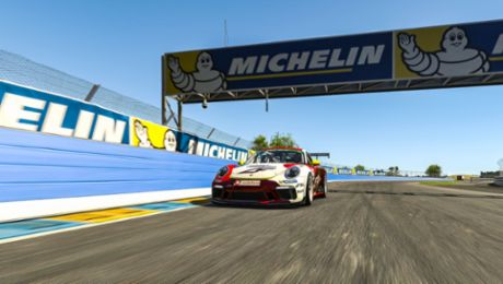 Porsche and Michelin extend their long-standing partnership to Esports racing