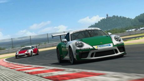 Porsche Carrera Cup Deutschland expands esports programme for 2020