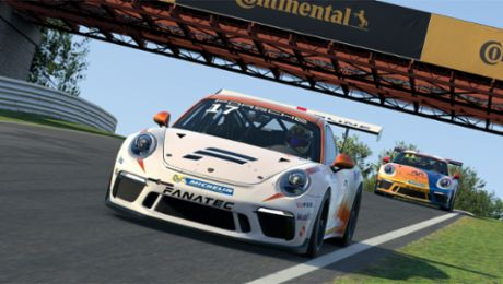 Over 4,900 participants attempt to qualify for the virtual Porsche Supercup