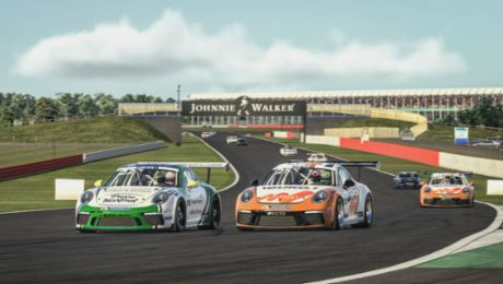 Porsche Junior Güven and ten Voorde deliver spectacular duels
