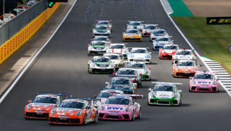 Porsche Mobil 1 Supercup: new racetracks, new car, new teams