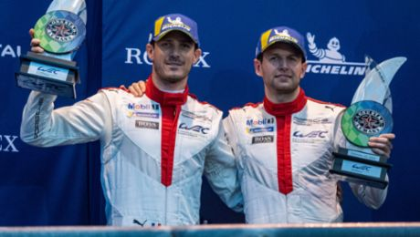 WEC: Porsche 911 RSR finishes second in Austin