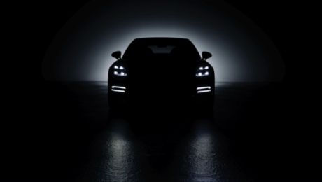 Porsche presents the new Panamera