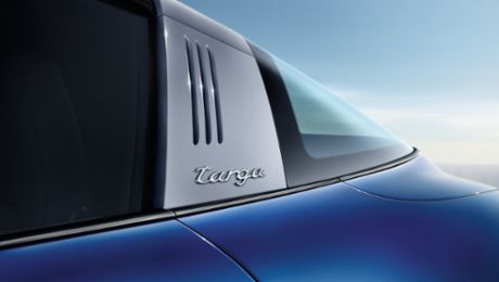 The Targa concept: history of the Porsche Targa