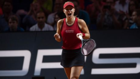 The call of the winner: Angelique Kerber and her