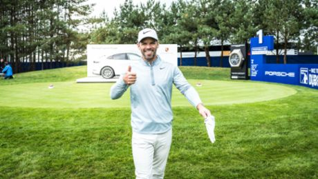 One year later: Paul Casey and his win at the Porsche European Open