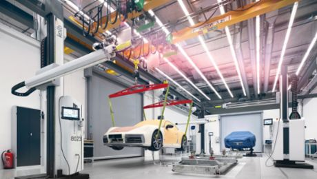 Development Centre Weissach: the heart of Porsche