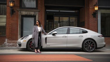 Drive Defines Her: Porsche Canada shines the spotlight on female role models