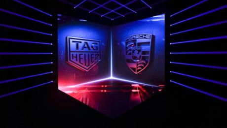 Porsche and TAG Heuer enter into strategic partnership