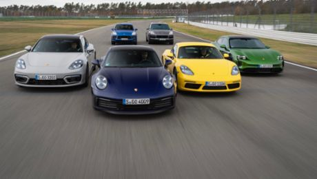 Porsche achieves robust level of deliveries in 2020