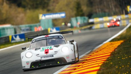 WEC: Emphatic win for Porsche at the WEC season opener in the Ardennes