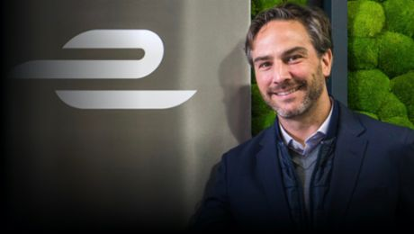 "Reigle about Porsche: ""The DNA of the company is all about success"""