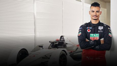 "Pascal Wehrlein: ""I will do everything to reach our goals"""