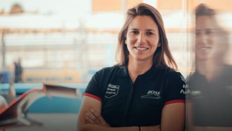 "Simona De Silvestro: ""When I got a chance, I took it"""