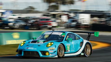 Private Selection. Top Porsche Customer Teams Come to Sebring 12-Hour with High Expectations.