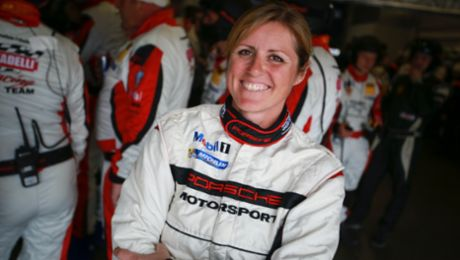 Motorsport loses a top female ambassador