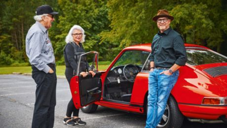 Ties That Bind – the Ingram family and their magnificent Porsche collection
