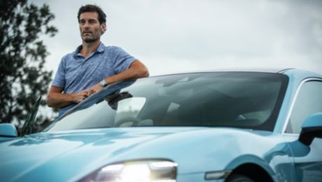 Sunday Drives: Mark Webber's favourite Aussie road trip in the Porsche Taycan