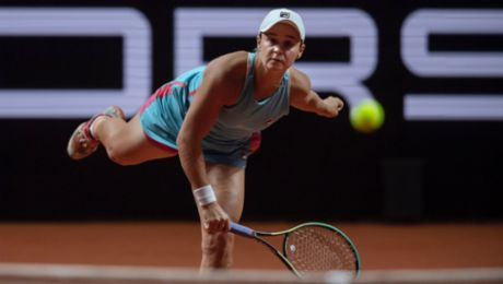 Porsche Tennis Grand Prix 2021 in Stuttgart